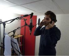 Enregistrement chanson